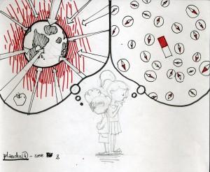 © crayonnés, Davide Spalvieri, 2012